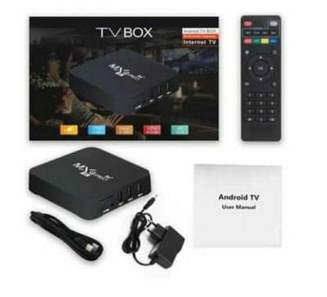 Tv box 4gb 64gb