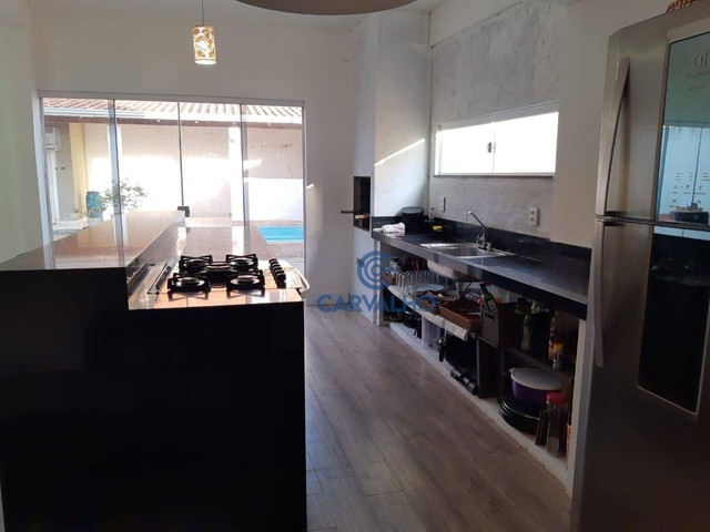 Sobrado com 3 dormitórios à venda, 226 m² por R$ 480.000,00 - Parque Residencial Tropical  - Foto 9