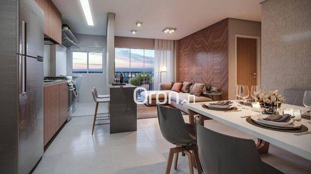 Apartamento à venda, 64 m² por R$ 295.000,00 - Parque Amazônia - Goiânia/GO