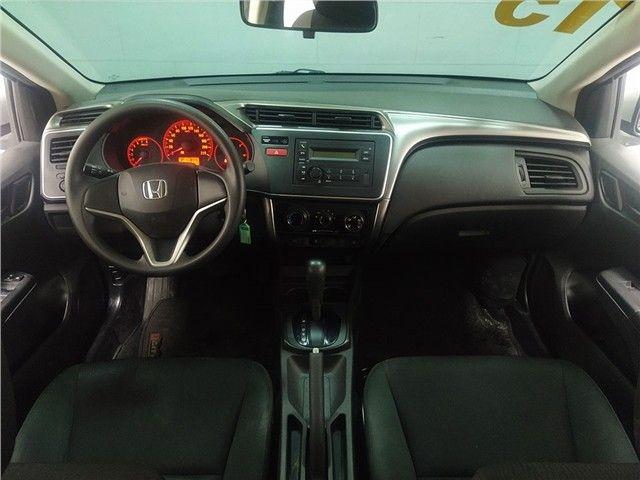 Honda City 2015 1.5 lx 16v flex 4p automático - Foto 3