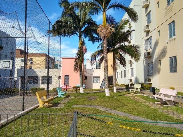Apartamento à venda com 2 dormitórios em Cerrito, Santa maria cod:27017