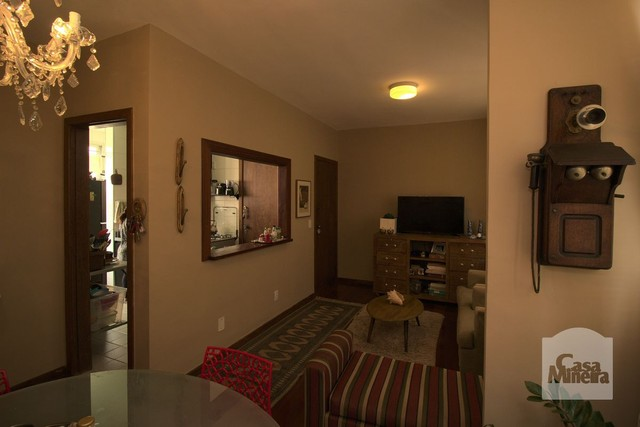 Apartamento à venda com 3 dormitórios em Santo antônio, Belo horizonte cod:277325 - Foto 2