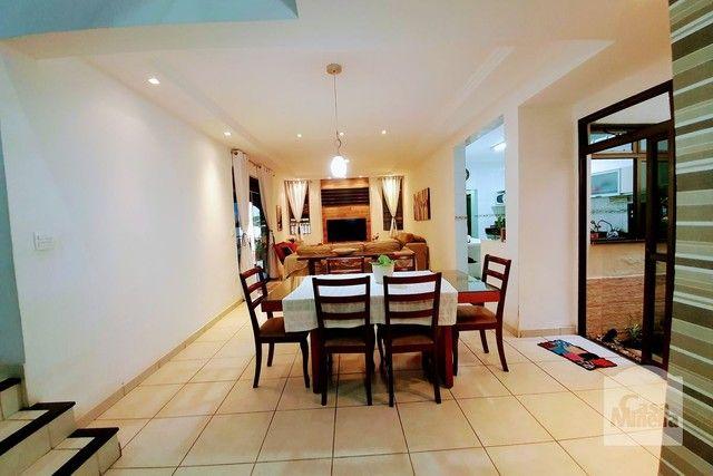 Casa à venda com 3 dormitórios em Ouro preto, Belo horizonte cod:261741 - Foto 2