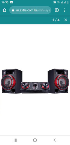 LG XBoom CJ87 - Foto 4