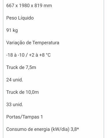 Freezer Vertical Fricon 569 L Econômico  - Foto 4