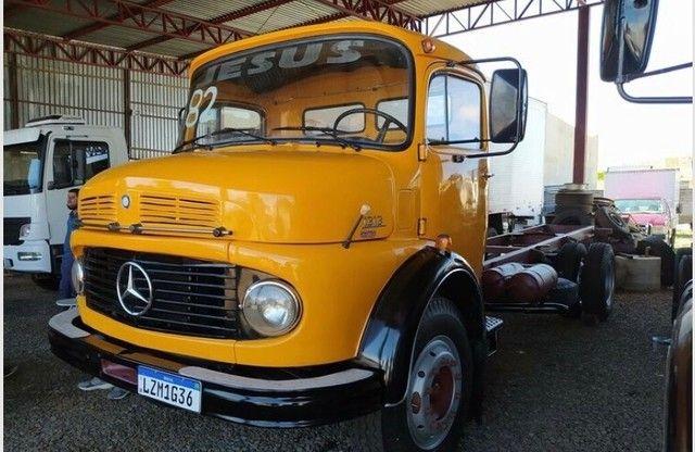 Mercedes-Benz L ( ENTRADA + PARCELAS )