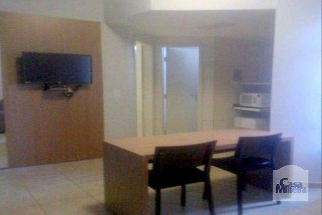 Apartamento à venda com 1 dormitórios em Funcionários, Belo horizonte cod:100670