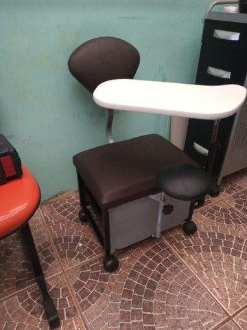 Cadeira manicure - Foto 5