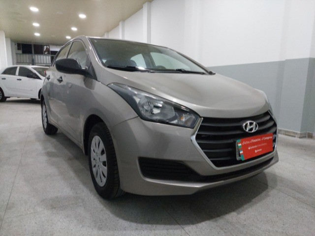 Hyundai HB20 Comfort 2018 Completo
