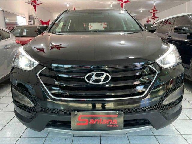 Hyundai Santa Fé GLS 3.3V6 *Teto Panorâmico, Interior Terra Cota, 4X4, 7Lugares* - Foto 2