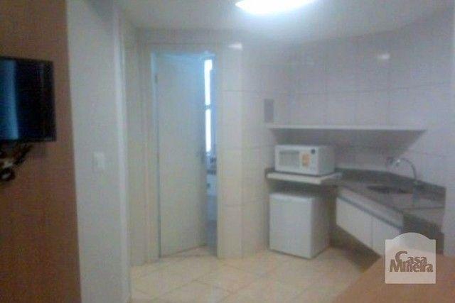 Apartamento à venda com 1 dormitórios em Funcionários, Belo horizonte cod:100670 - Foto 2