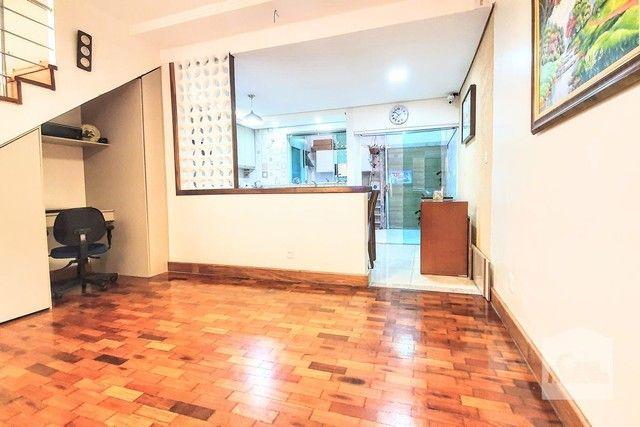 Casa à venda com 2 dormitórios em Caiçara-adelaide, Belo horizonte cod:269381 - Foto 2
