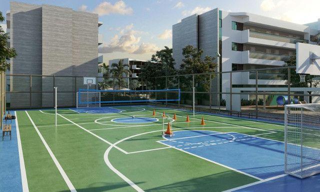 Flats a venda Lançamento Beach class em Muro alto 1 e 2 quartos com varanda gourmet - Foto 5