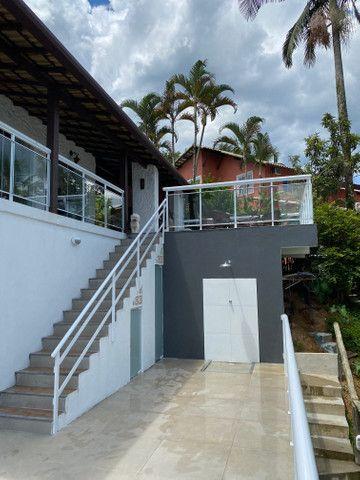 Casa 3 quartos com Vista Maravilhosa (área nobre- Ilha de Caras) Angra dos Reis - Foto 12