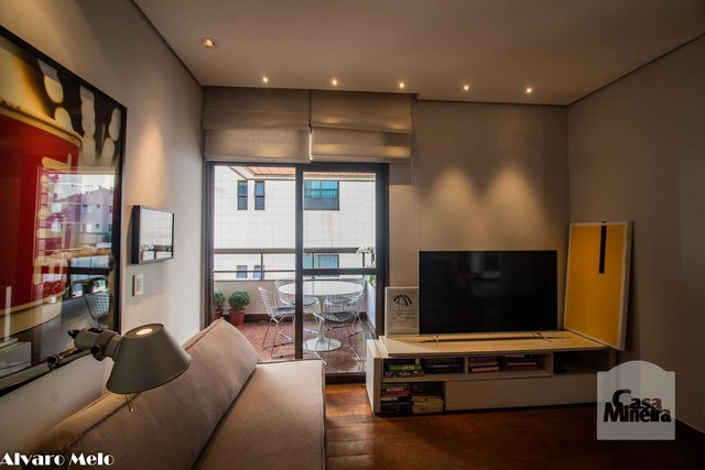 Apartamento à venda com 3 dormitórios em Belvedere, Belo horizonte cod:111873 - Foto 4