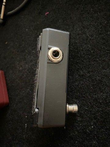 Pedal afinador Korg Pitchblack mini - Foto 4
