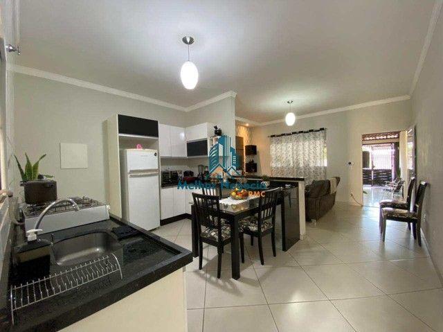 Casa com 2 dorms, Parque Ideal (Nova Veneza), Sumaré - R$ 299 mil, Cod: CA1266 - Foto 4