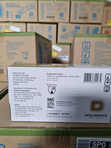 Luva profissional Descarpack  - Foto 2
