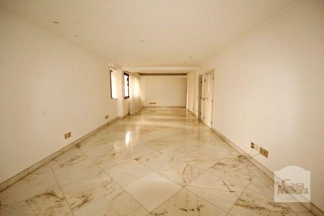 Apartamento à venda com 4 dormitórios em Lourdes, Belo horizonte cod:277793