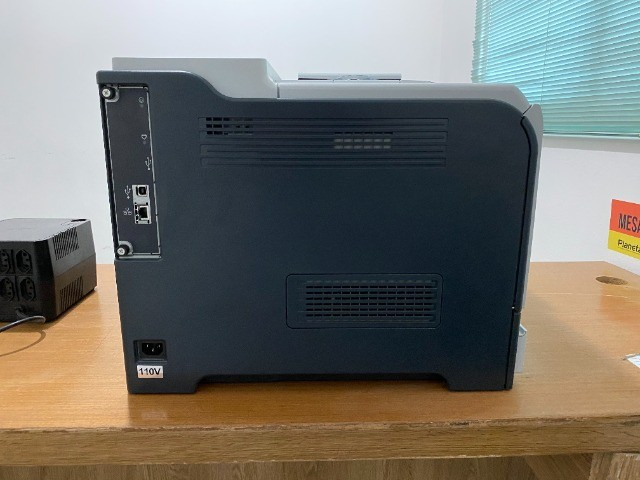 Impressora HP, 6 parcelas 250,00 Laser-Jet Color M551, No-break incluso  - Foto 5