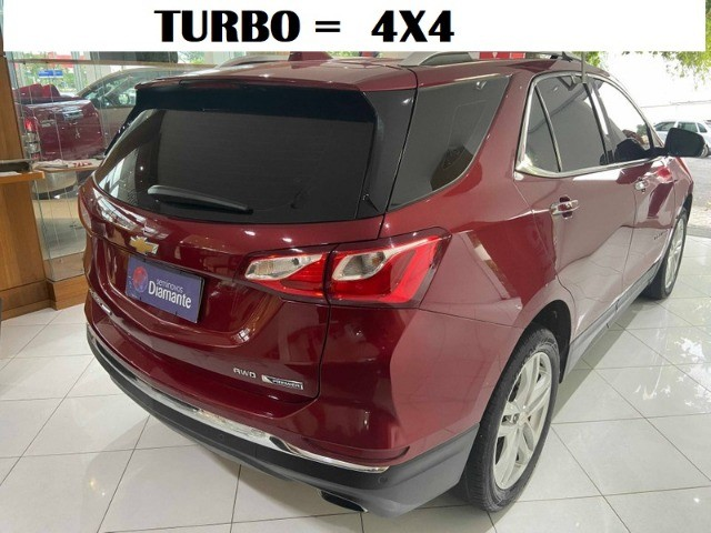 Equinox Premier - Turbo- 4x4 - c/ teto solar - Foto 8