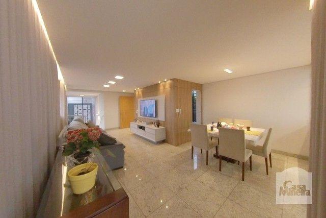 Apartamento à venda com 4 dormitórios em Santa rosa, Belo horizonte cod:275927 - Foto 4