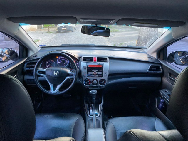 Honda City LX 1.5 Automático 2013 - Foto 14