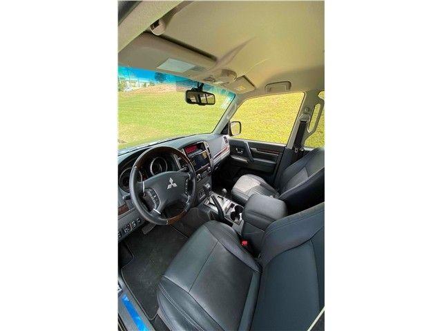 Mitsubishi Pajero full 2020 3.2 hpe 4x4 16v turbo intercooler diesel 4p automático - Foto 7