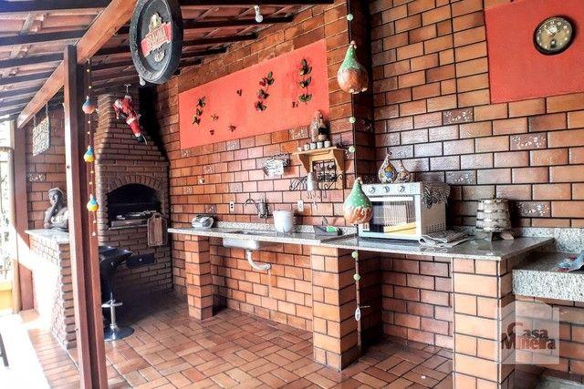 Casa à venda com 4 dormitórios em Caiçaras, Belo horizonte cod:260817 - Foto 13