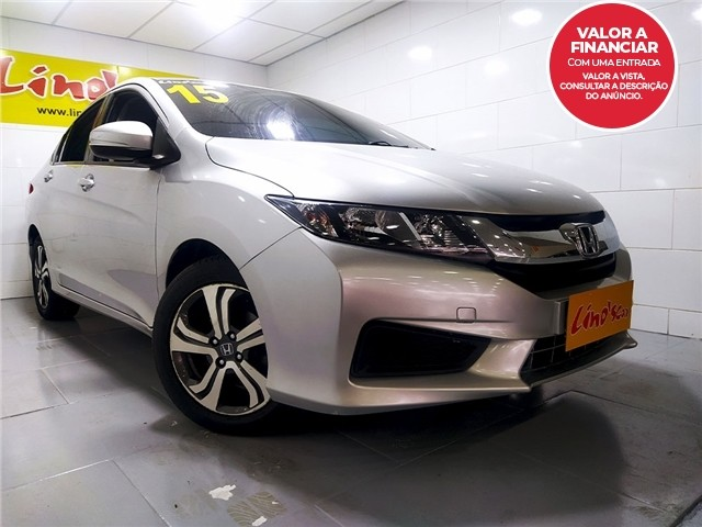 Honda City 2015 1.5 lx 16v flex 4p automático