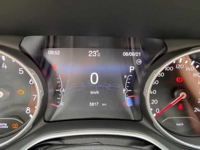 Jeep Compass Longitude 2.0 Flex ano 2021/21 * Apenas 5.800 Km  - Foto 7