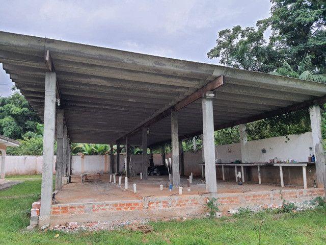 Vendo área com 20 mil m² Morretes com casa 180m², Barracão com 250m² - Foto 3