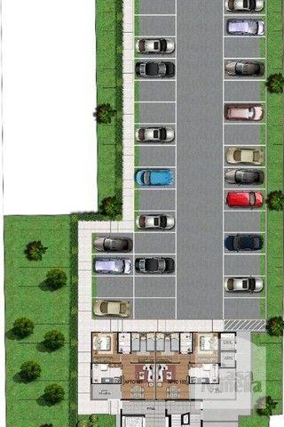 Apartamento à venda com 2 dormitórios em Alto caiçaras, Belo horizonte cod:317092 - Foto 4