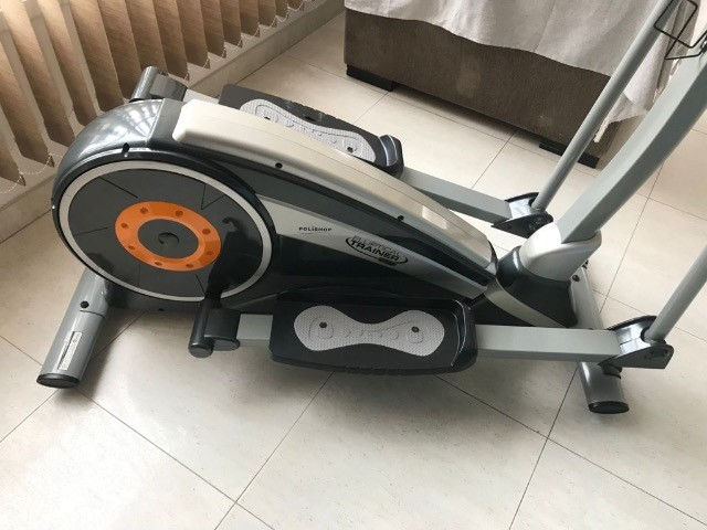 Transport Elliptical Trainer Magnetic Polishop - Baixou o preço!! - Foto 3