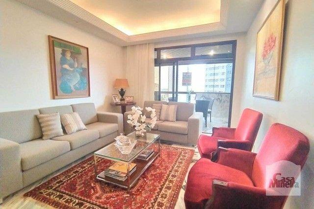 Apartamento à venda com 4 dormitórios em Serra, Belo horizonte cod:313804 - Foto 3