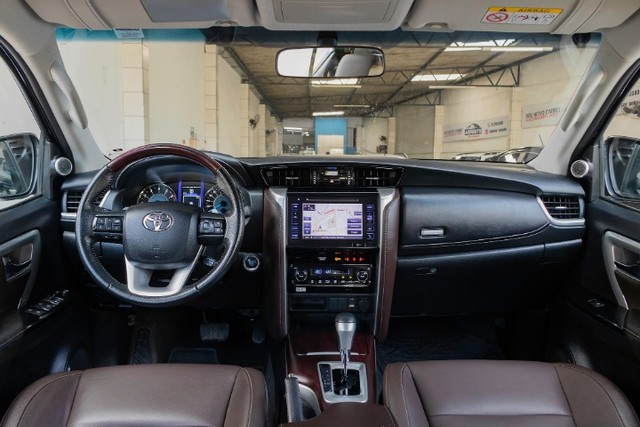 Toyota hilux sw4 4x2 srv flex 2018 automatica *IPVA 2021 PAGO* - Foto 8