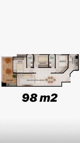 Apartamento Novo na Beira Mar de Carapibus - Foto 4