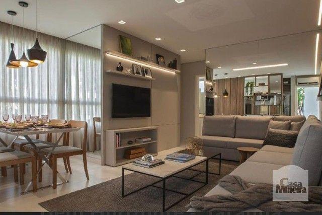 Apartamento à venda com 2 dormitórios em Jaraguá, Belo horizonte cod:250983 - Foto 4