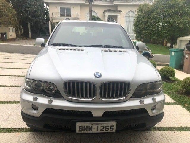 BMW X5 2006 4.4i 4x4 Gasolina Special Pack Senna