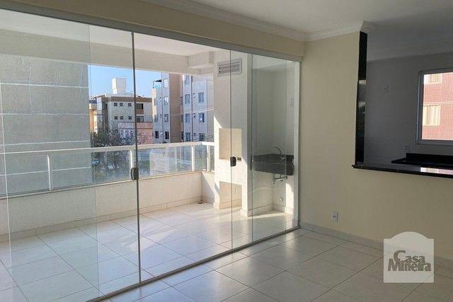 Apartamento à venda com 3 dormitórios em Castelo, Belo horizonte cod:270393 - Foto 2