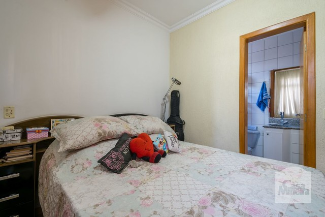 Apartamento à venda com 3 dormitórios em Castelo, Belo horizonte cod:272190 - Foto 10