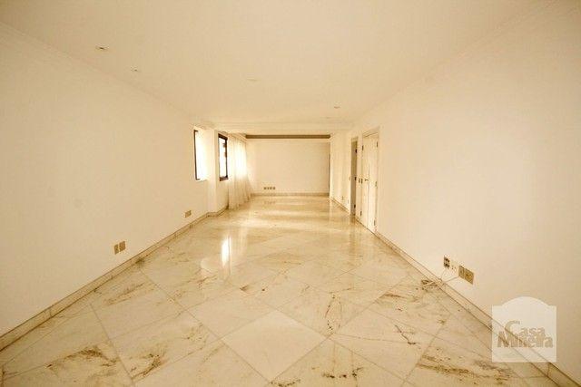 Apartamento à venda com 4 dormitórios em Lourdes, Belo horizonte cod:277793 - Foto 3