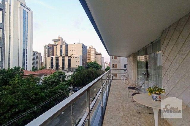 Apartamento à venda com 4 dormitórios em Santo agostinho, Belo horizonte cod:271100 - Foto 7