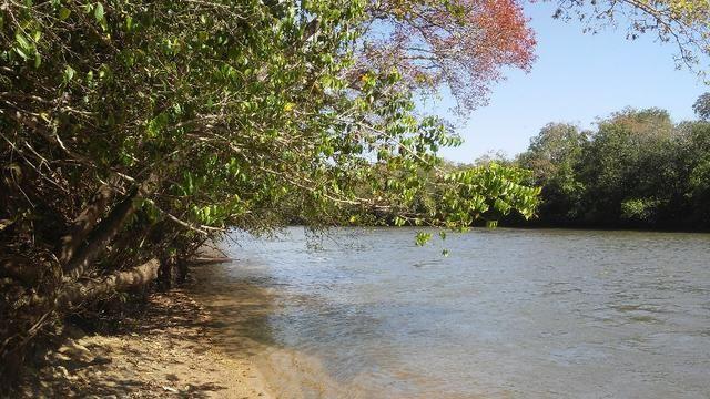 Chácara 3,4 hectares - pesqueiro em fazenda