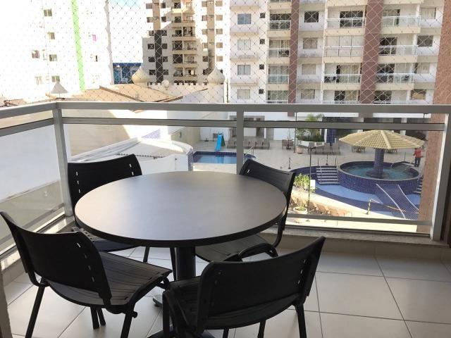 Apartamento Temporada Caldas Novas Casa da Madeira , 2 quartos - Foto 4