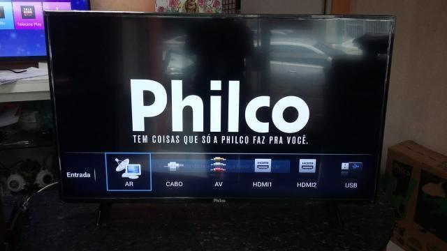 tv philco 43 smart android