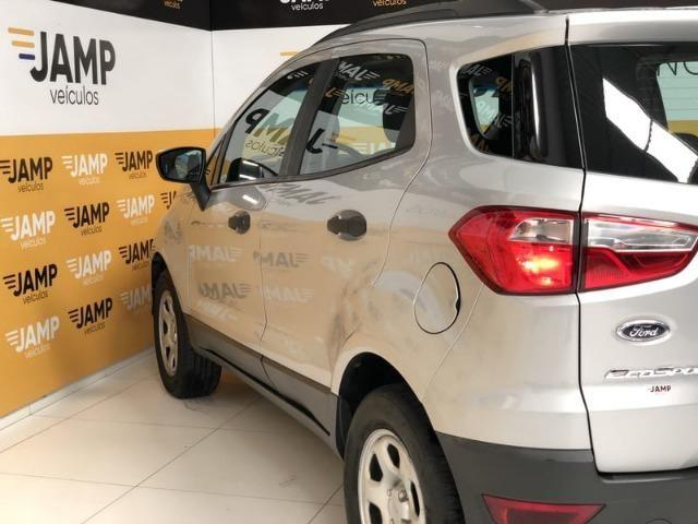 Ford Ecosport SE 2.0 Flex Automática - Banco em couro + Pneus ZERO + (IPVA 2019 Pago) - Foto 9