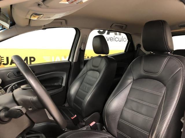 Ford Ecosport SE 2.0 Flex Automática - Banco em couro + Pneus ZERO + (IPVA 2019 Pago) - Foto 15