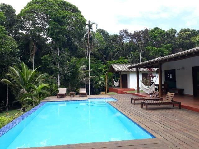 RE/MAX Safira aluga casa para temporada em área de preservação, em Trancoso - BA - Foto 5