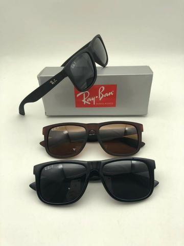 ... e087102e269 Óculos de Sol Unissex Ray Ban Justin RB4165 - Bijouterias,  relógios . af1a4e2b3a